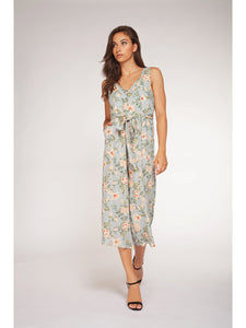 1522365 Jumpsuit with Tie