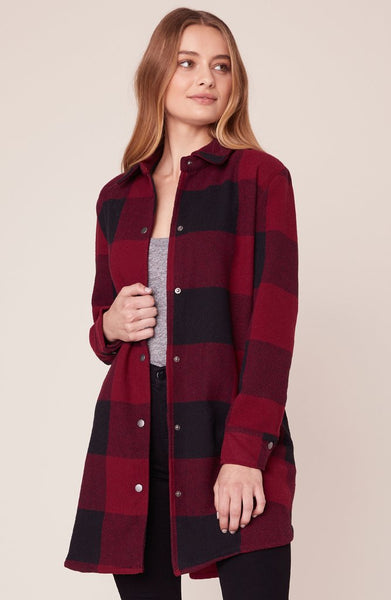 Eldridge Plaid Jacket