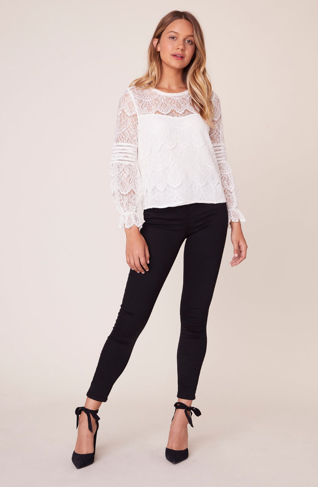 BJ304369 Smoke & Mirrors Blouse