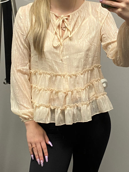 AB311833 SADIE&SAGE Moonrise Blouse