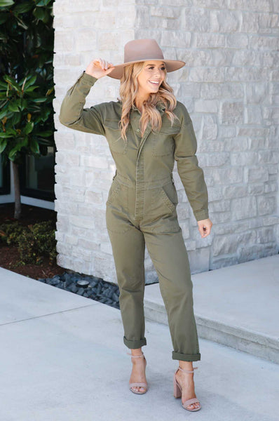 722 PRIV Military March Romper