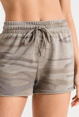 ZS201145 The Camo Sporty Short