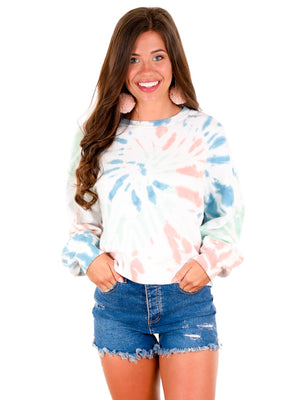 Multi Color P/O Sweatshirt