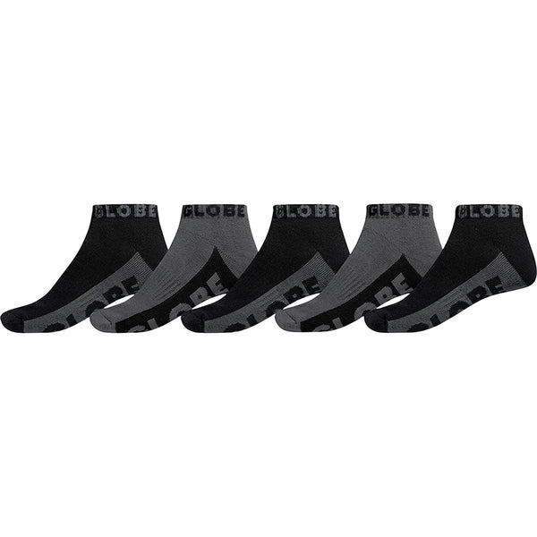 GB71029049 GLOBE Ankle 5 Pk Sock