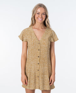 GDRCH9 Paradise Cove Spot Dress