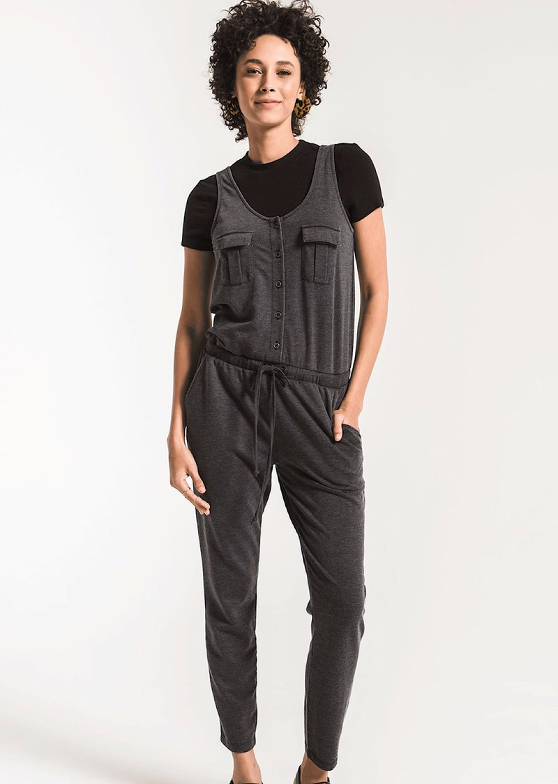 Z Supply ZP193952 The Utility Jumpsuit