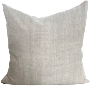Natural Linen Pillow
