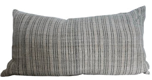 Sage Stripe Pillow