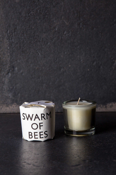 Tatine Candle- Swarm of Bees