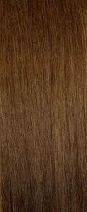 DAS Clip Ins Hair Extensions Color Light Chesnut #8