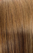 Load image into Gallery viewer, DAS Clip Ins Hair Extensions Color Light Chesnut #8