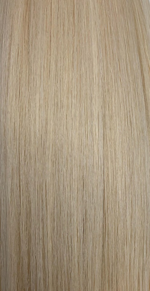 DAS Clip Ins Hair Extensions Color Golden Blondie #613