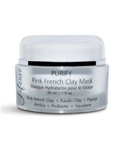 PURIFY Pink French Clay Mask