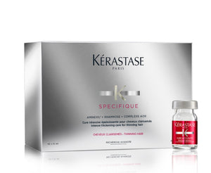 Kérastase Cure Anti-Thinning Aminexil Scalp Treatment