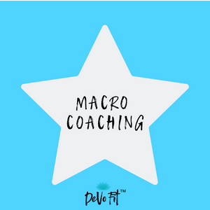 DeVo Fit™ MACRO COACHING