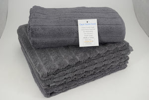 Brampton Turkish Towels Washcloths - 276 Pieces