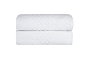 Anichini Fairfield Turkish Cotton Bath Towels - 24 Pieces