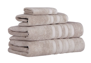 Silk Road Turkish Cotton Towel Set of 4 (10 Sets)