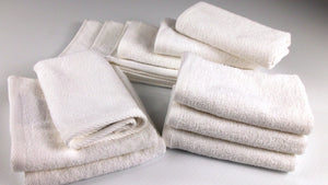 Lucia Minelli Turkish Cotton Washcloths - 264 Pieces