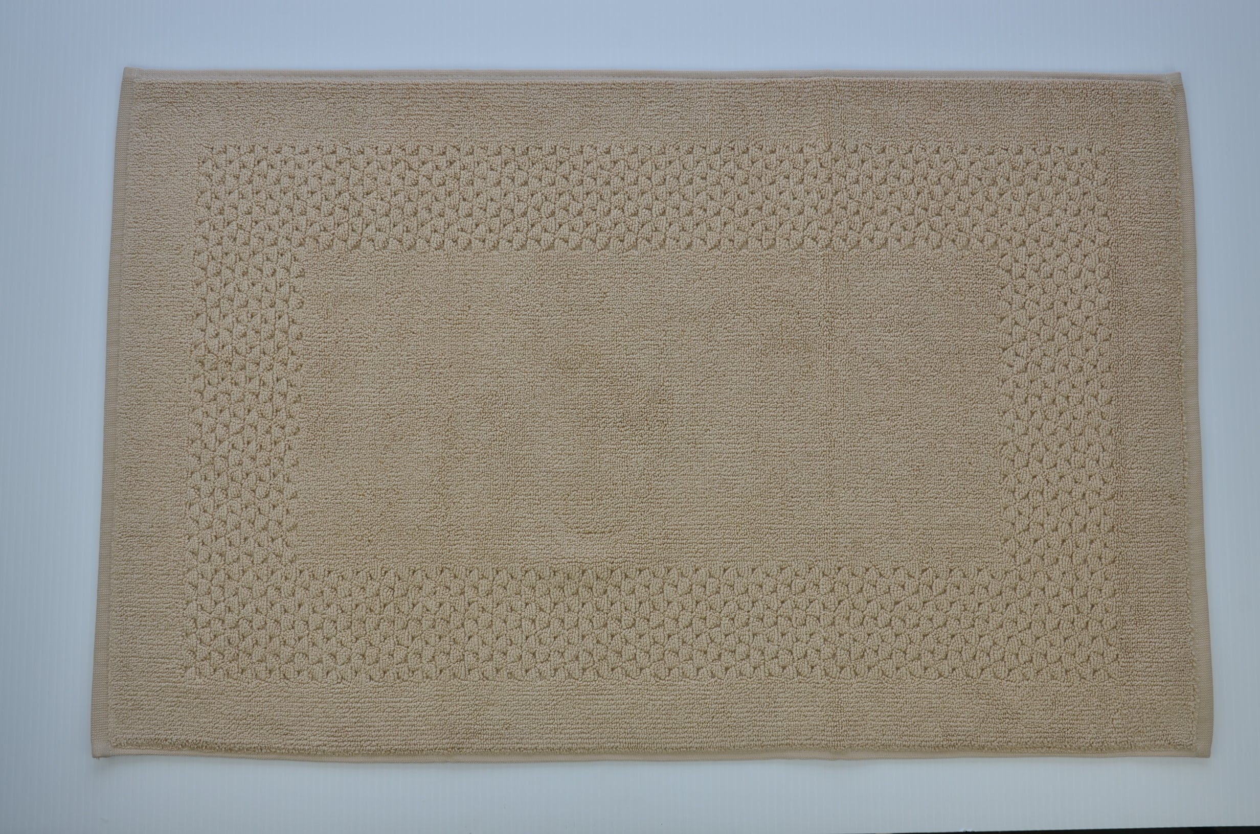 Mei-Tal Turkish Cotton Bath Mat - 48 Pieces