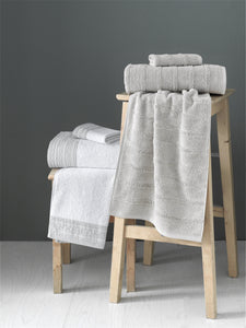 Caren & Garen Turkish Cotton Bundle Towel Set of 6 (10 Sets)