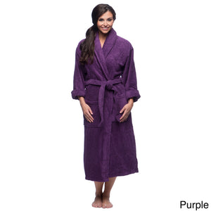 Shawl Terry Turkish Cotton Bathrobes - 8 Pieces