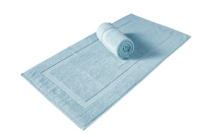 Cambridge Panel Turkish Cotton Bath Mats - 48 Pieces