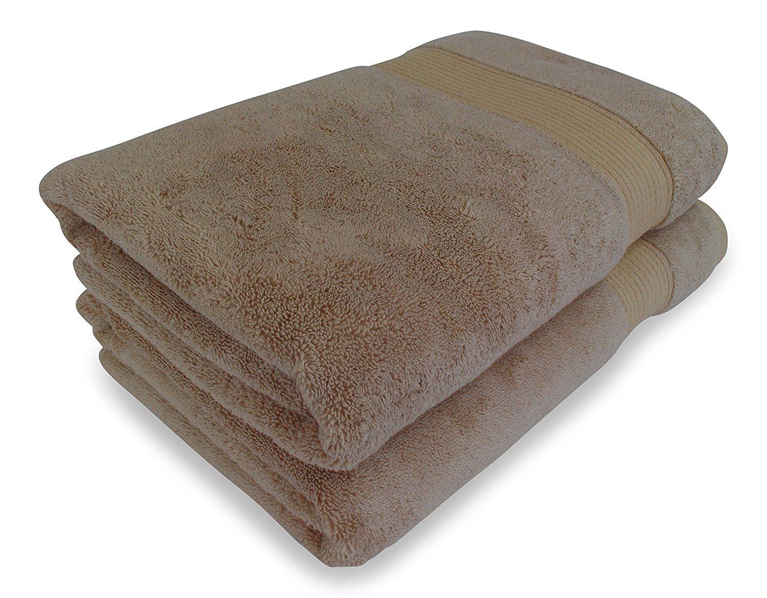 Silk Turkish Cotton Bath Towels - 40 Pieces