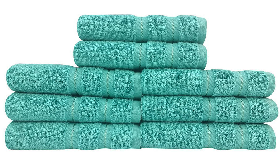 Antalya Turkish Cotton Washcloths - 480 Pieces
