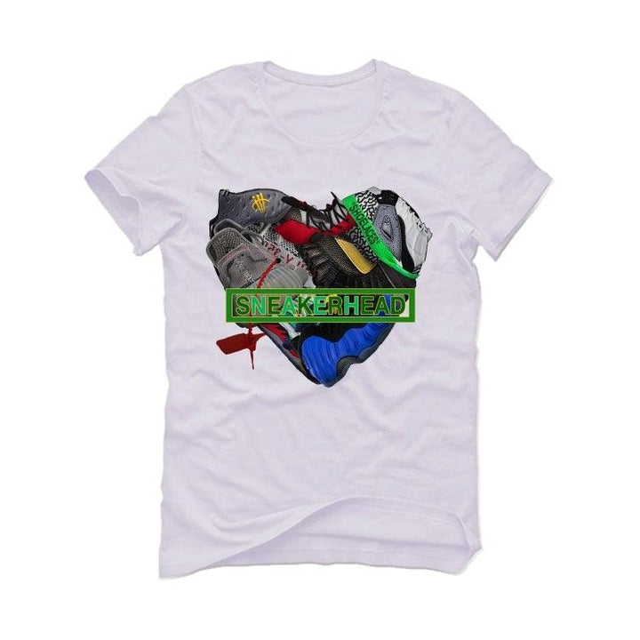 "Air Jordan 10 ""Seattle"" Retro 2019 White T-Shirt (sneakerheart)"