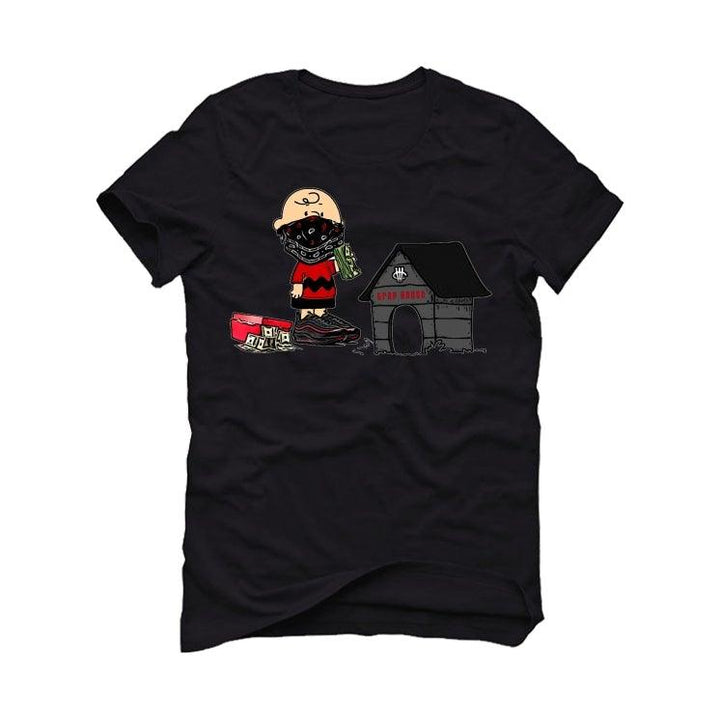 "Nike Air Max 97 ""Valentines Day 2020"" Black T-Shirt (Trap House)"