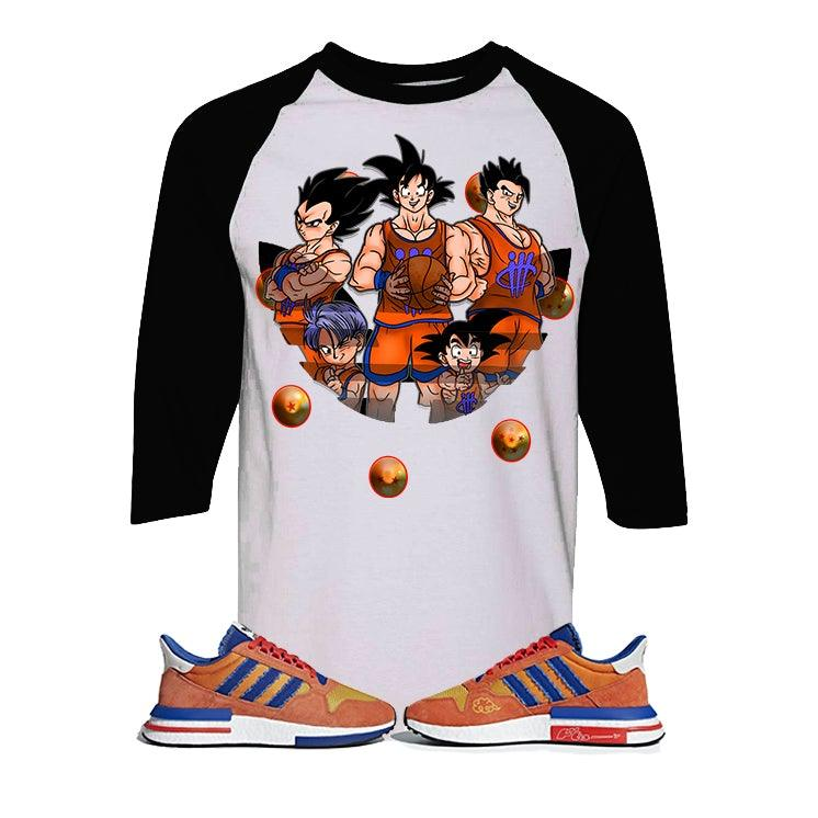 adidas dragon ball z shirt