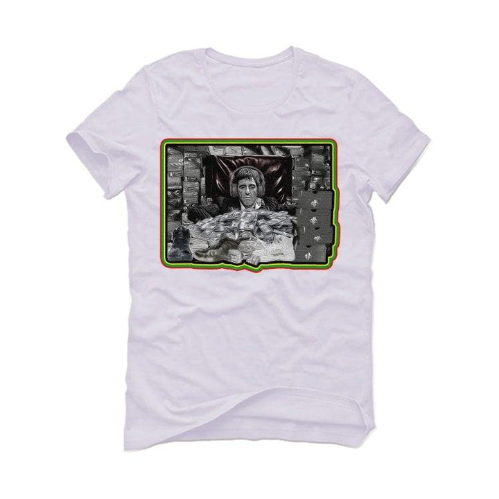 Air Jordan 4 Rasta White T-Shirt (own it)