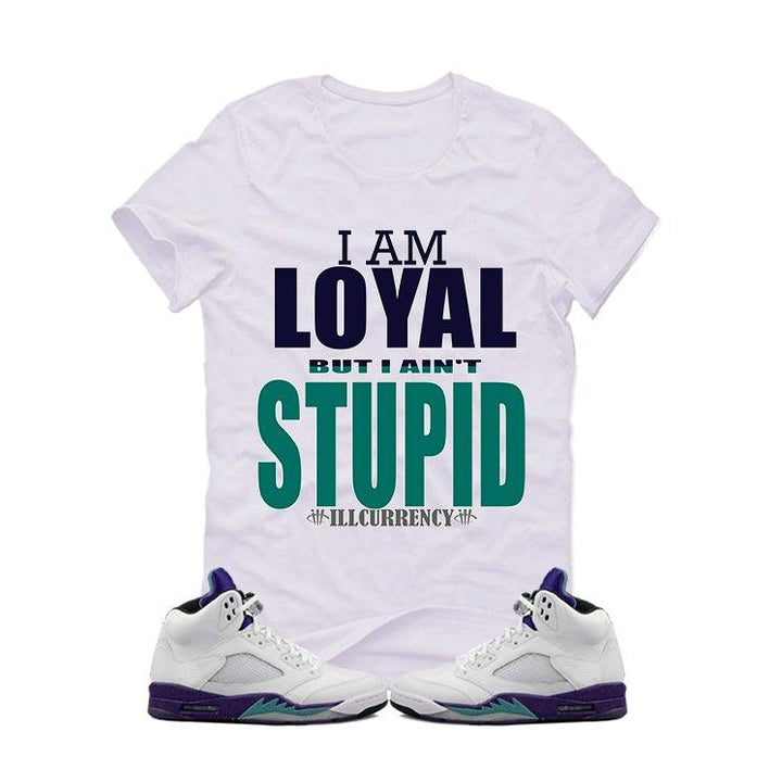 separation shoes 6350c 79024 Air Jordan 5 Fresh Prince – illCurrency Sneaker Matching Apparel