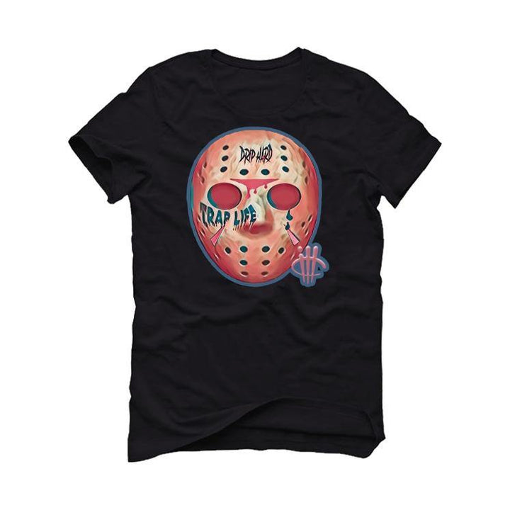 Jordan 4 Retro Union Guava Ice Black T-Shirt (ill mask)