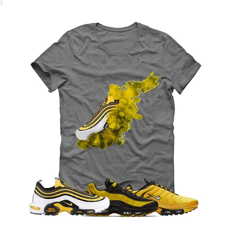 cheap for discount 829eb 6e26f Nike Air Max Plus Frequency Pack Grey T (Splash White)