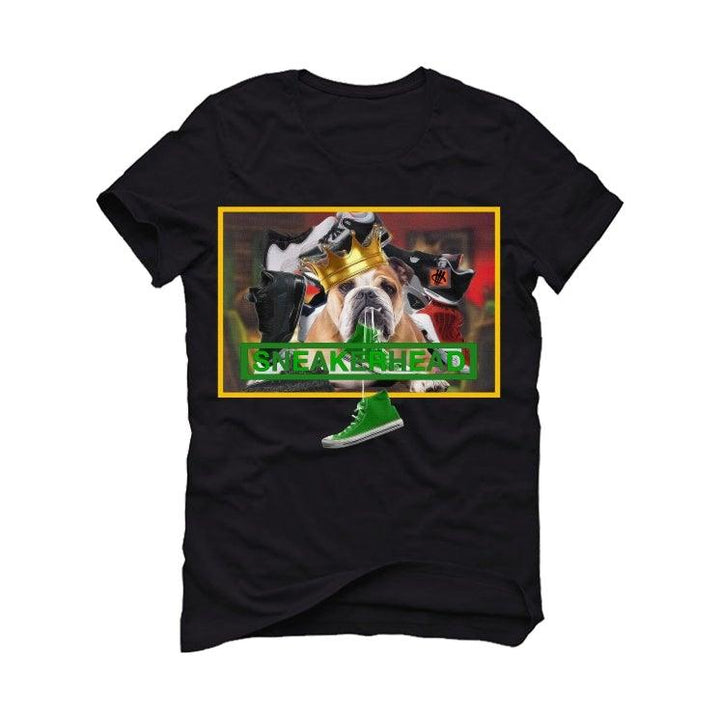 "Air Jordan 10 ""Seattle"" Retro 2019 Black T-Shirt (sneakerdog)"