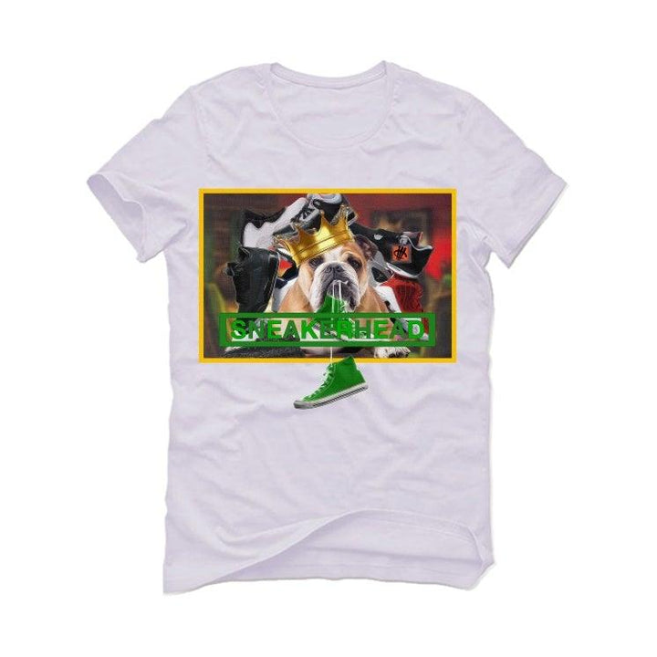 "Air Jordan 10 ""Seattle"" Retro 2019 White T-Shirt (sneakerdog)"