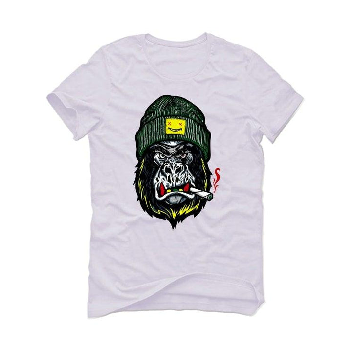 Air Jordan 4 Rasta White T-Shirt (G Smoker)