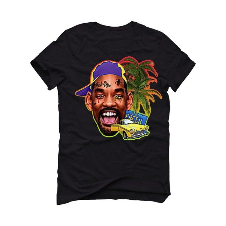 "Air Jordan 5 ""Alternate Bel-Air"" 2020 Black T-Shirt (FRESH DRIP)"