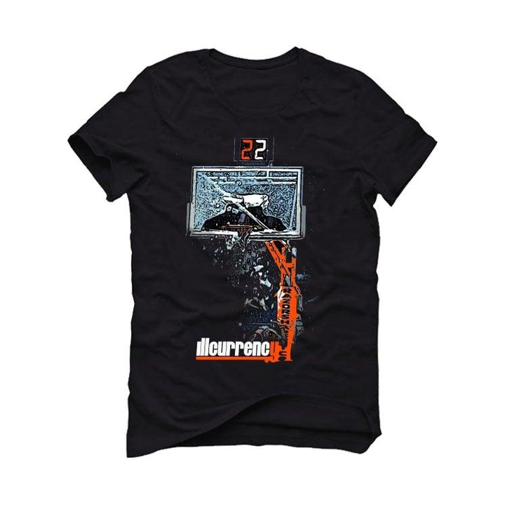 Nike Air Foamposite One Shattered Backboard Black T-Shirt (Shattered Backboard)