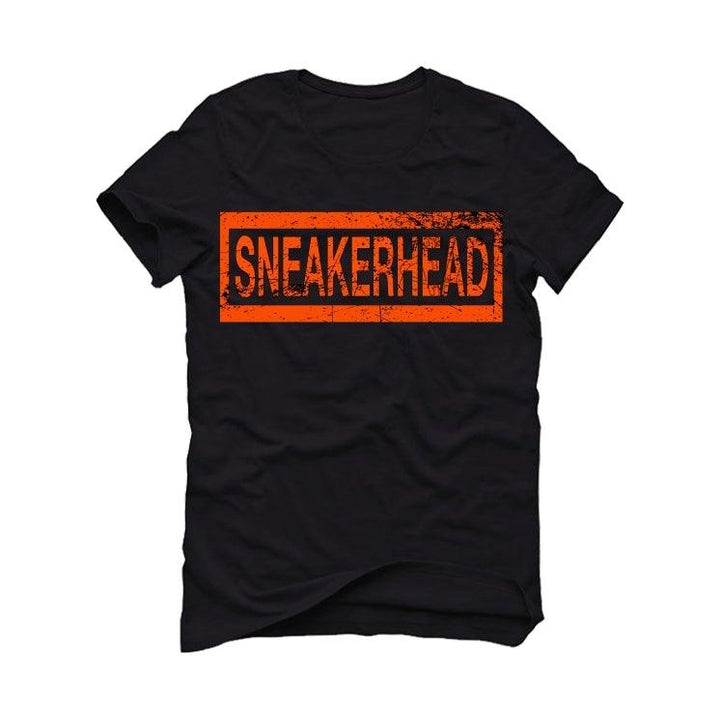 Nike Air Barrage Mid Orange Green Black T-Shirt (sneaker head)