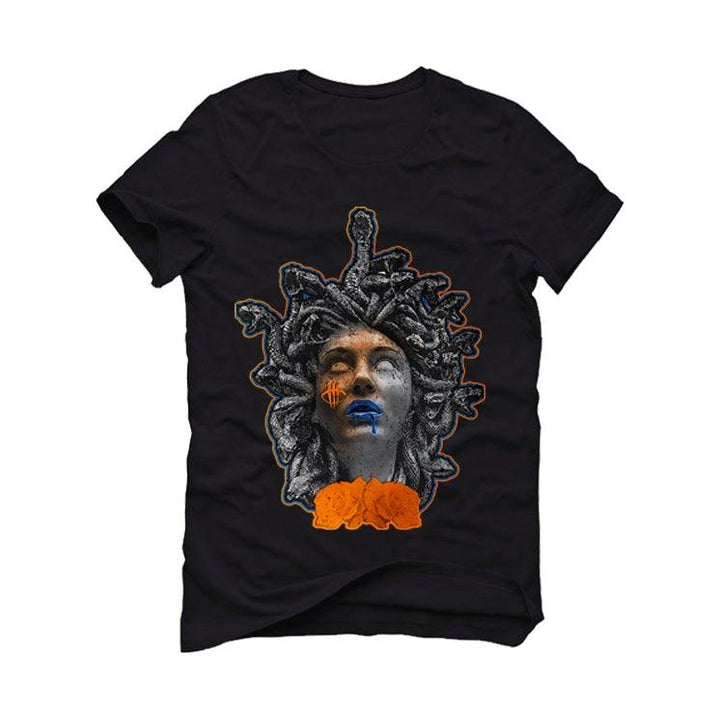 "AIR JORDAN 3 ""KNICKS"" Black T-Shirt (illdussa)"