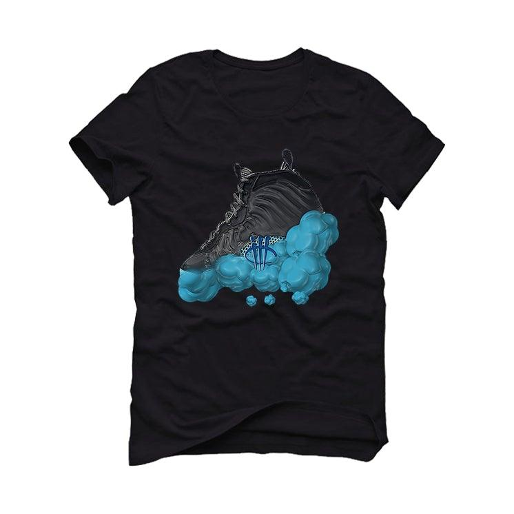 Nike Air Foamposite One Blue Mirror Official Images and ...