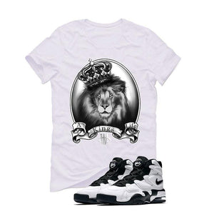 Nike Air Max 2 Uptempo 94 'White & Black' White T (A KINGS LIFE)
