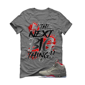 Air Jordan 5 Camo Grey T (BIG THING)