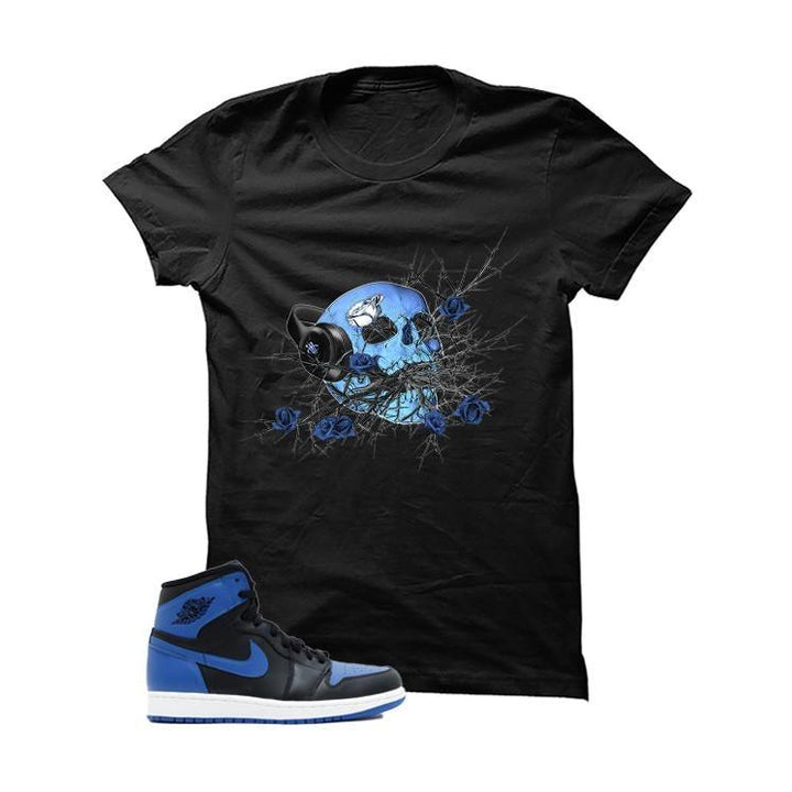 Jordan 1 Og Royal Black T Shirt (Dead)