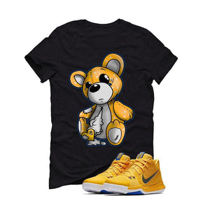 Nike Kyrie 3 Mac and Cheese Kids Black T (TEDDY)