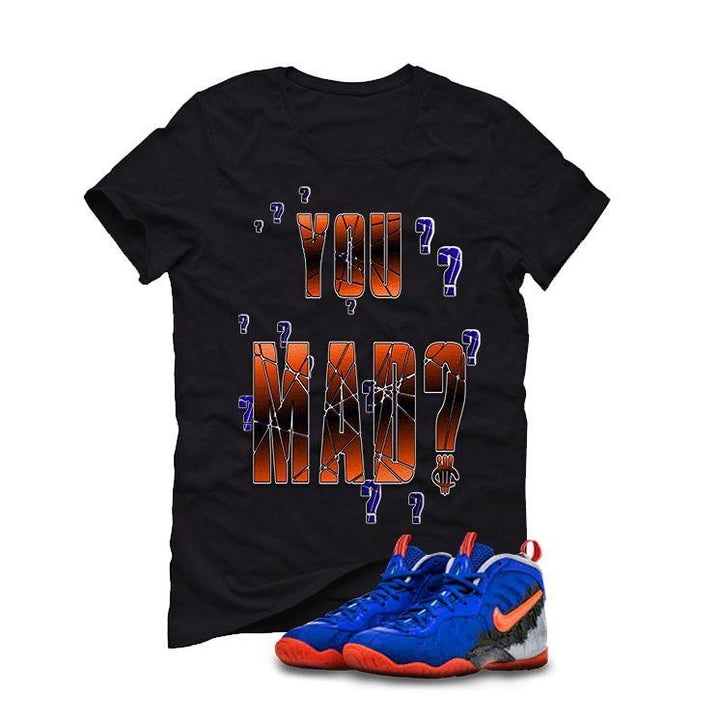 Nerf Nike Little Posite Pro GS Black T (YOU MAD?)