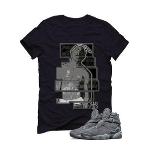 Air Jordan 8 Cool Grey Black T (Dream)